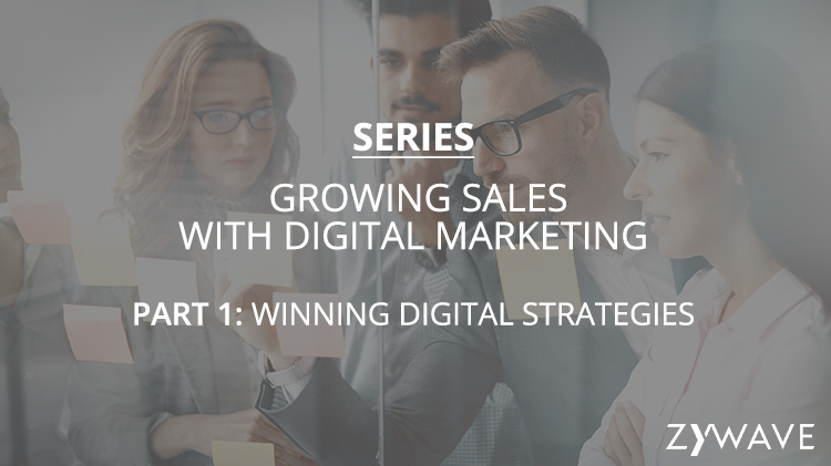 Series: Growing Sales with Digital Marketing Part 1: Winning Digital Strategies